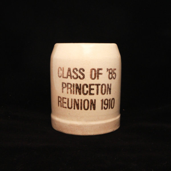 1885 Beer Stein 25th Reunion