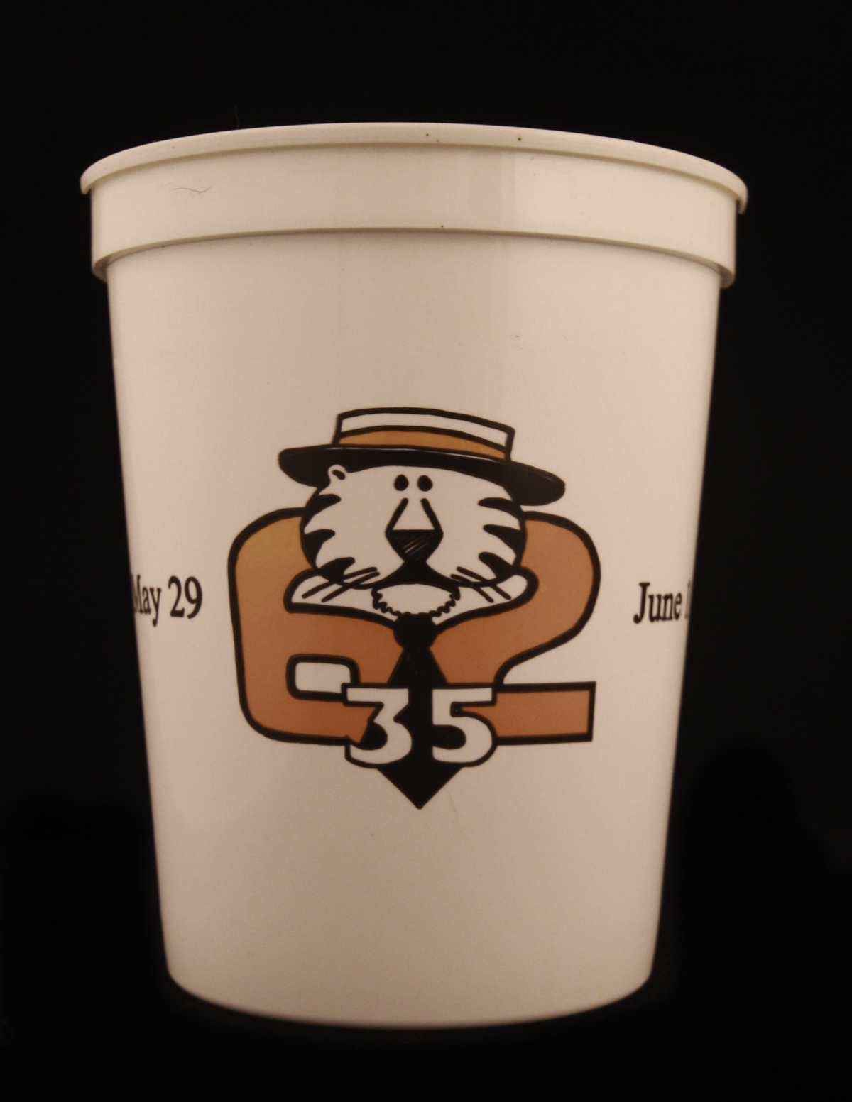 Beer Cup 1962 35th Reunion