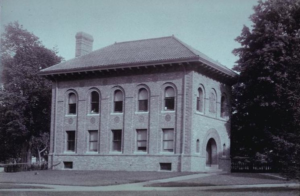 1888:  Class of 1877 Biological Laboratory