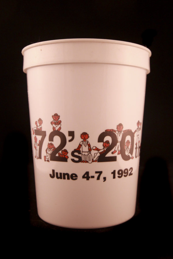 1972 Beer Cup 20th Reunion