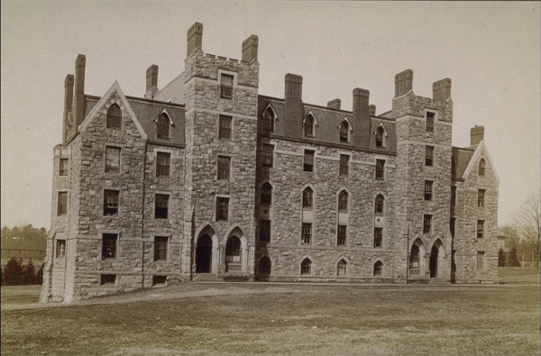 1880:  Edwards Hall